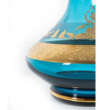 Base Egermann Golden Earth 30 cm - Aquamarine