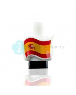 Boquilla 3D Bandera España