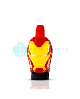 Boquilla 3D: Iron Man