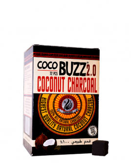 Carbón Natural Starbuzz Cocobuzz 2.0 1kg