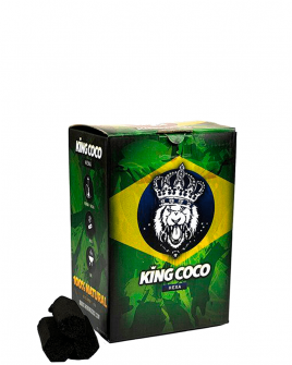 Carbon King Coco 1Kg Hexa